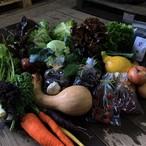 【限定商品】気まぐれマミーの野菜セット+まる禎農場のこだわり紫米セット☺︎