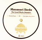 "【残りわずか/12""】Masanori Ikeda - The Loud Works Sampler"
