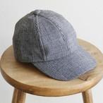 HICOSAKA【 mens 】teck 8panel baseball classic cap