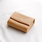 f wallet (beige)