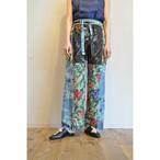 【RehersalL】 aloha easy pants(mint 5) /【リハーズオール】アロハイージーパンツ(ミント5)