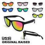 DANG SHADES (ダン・シェイディーズ) ORIGINAL RAISED (オリジナル) サングラス ケース 付属 アウトドア ユニセックス メンズ レディース キャンプ ウィンター スポーツ スノボ スキー 紫外線 メガネ 眼鏡 グラス おしゃれ かっこいい カラー ライト 運転 ドライブ