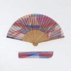 昔ながらの製法で仕立てた綿扇子 - BOOK BORDER - 1color