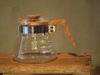 HARIO コーヒーサーバー600 オリーブウッド