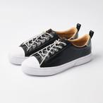 SLACK FOOTWEAR / CLUDE GL (BLACK/WHITE)