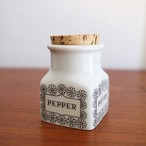 Arabia Spice Jar Pepper