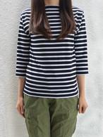 【再入荷未定】SAINT JAMES (セントジェームス) モーレ七分袖【正規取り扱い品】