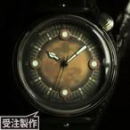 腕時計「月影 Ⅱ」TYPE-19 / AGING GREEN