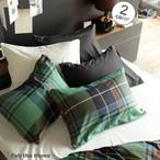 Highland ピローケース Lサイズ fab the home 森清 FH113156