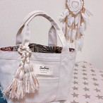 Tote bag S - White3