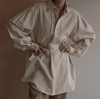 cotton ivory shirt