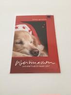 ドイツ直輸入! 愛くるしいワンちゃんのクリスマスカード