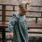 Rylee + Cru piper dress(全2色/2-3y,4-5y)