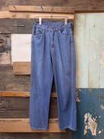 60's Levi's for gals denim pants big E W28 L27