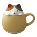 【猫】すっぽりマグ【マグカップ】