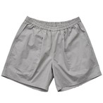 TYPEWRITER CLOTH FEILD SHORTS GREY