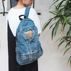 Levis Re-make Backpack《BLUE》