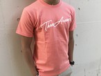 ThreeArrows Tシャツ(salmon pink)