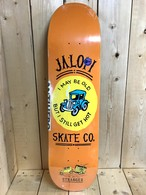 ANTIHERO JALOPI SKATE CO. JULIEN STRANGER DECK 8.25