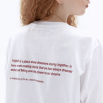 「STD1」Tシャツ(ホワイト)