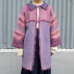 Woven & Knit Design Jacket