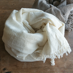 wool khadi shawl