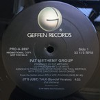 Pat Metheny Group ‎– (It's Just) Talk /So May It Secretly Begin.