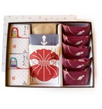 大野屋の銘菓と富山棒茶のギフトセット