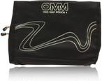 OMM/オーエムエム/オリジナルマウンテンマラソン OMM TRIO MAP POUCH Black  トリオマップポーチ ブラック OF009000K1