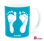 ai mug   B-type (LIGHT BLUE)