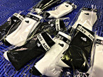 AOKICKS LOGO Socks (white)