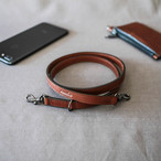 【幅12mm】本革ストラップ カメラストラップ 使い方自由 Leather Strap