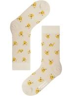 【Pocket Monsters socksappeal】Pikachu -Ivory│【ポケットモンスターソックスアピール】ピカチュウ-アイボリー