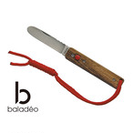 baladeo(バラデオ) Papagayo KID bd-0340 アウトドア サバイバル キャンプ グッズ キッズ ナイフ 軽量 子供用