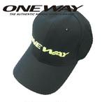 ONE WAY ワンウェイ ベースボールキャップ OW プロチームキャップ スキー クロスカントリー ow705134-99