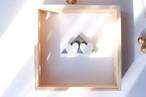 094伝統文化品美濃焼多治見ハートタイルピアス(イヤリング) ハートシリーズ ※証明書付