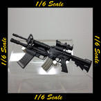 【00912】 1/6 ホットトイズ M4A1 XM26 LSS