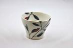 色絵木の葉 フリーカップ