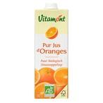 ヴィタモント オーガニック オレンジジュース