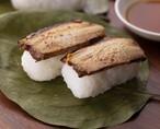 豚のみ7個  人気 お取り寄せグルメ 美味しい 柿の葉肉寿司(豚のみ7個 入)1箱