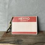 DFA: HEYYO! CARD CASE