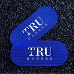 TRU BARBER マジックヘアグリップ2枚組 ロイヤルブルー