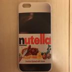 iPhone case nutella