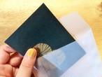 =nemunoki paper item= ヤコウタケのカード