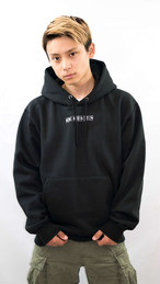 Chilly Source  Logo Hoodie 【Black】
