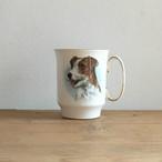 ROYAL WINDSOR Dogジャックラッセルテリアプリントマグカップ