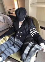 TOMもこもこショートコート コート ジャケット アウター 韓国ファッション