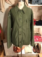 60's US NAVY A-2 DECK JACKET