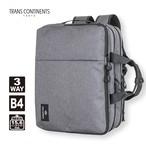 TC-4953 撥水 3wayビジネスバッグ B4サイズ TRANS CONTINENTS トランスコンチネンツ