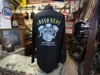 TRASH DEPT オリジナルワークシャツ / 長袖  BK